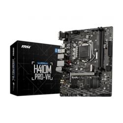 Msi H410M Pro-VH Intel H410 2933 MHz DDR4 Soket 1200 mATX Anakart