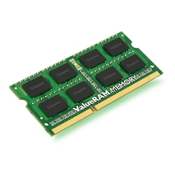 Kingston KVR1333D3S9/8G 8 GB DDR3 1333 MHz SODIMM Notebook Bellek