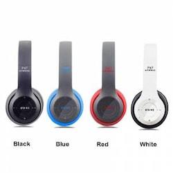 Kulak Üstü Bluetooth Kablosuz Kablolu Kulaklık P47