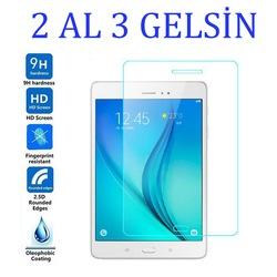Samsung Galaxy Tab A SM-T350 T355 Temperli Cam Ekran Koruyucu