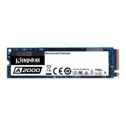 Kingston A2000 SA2000M8/500G 500 GB PCIe 3.0 x4 M.2 NVMe SSD