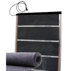 Ufuk Dağıtım Keçeli Otomatik Termostatlı Karbon Halı Altı Film Isıtıcı 65 x 700 CM