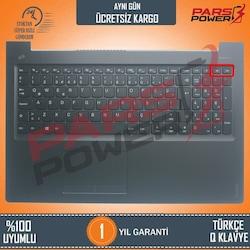 Lenovo IdeaPad 5CB0M31179 Üst Kasalı Klavye (Siyah TR)