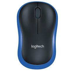 Logitech M185 Kablosuz Optik Mouse