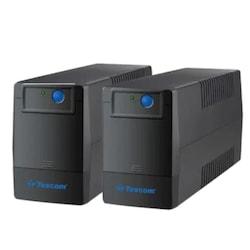 Tescom Leo II 1500 VA LED 2 x 9 AH Line Interactive UPS Güç Kaynağı