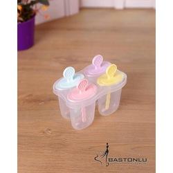 4 lü Meybuz Dondurma Danone Yoğurt Kalıbı Sağlıklı Kendin Yap