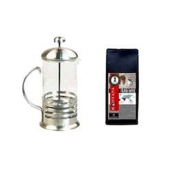 Montana Filtre Kahve 500 G + French Press