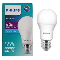 Philips LED Ampul 9W (60W) E27 DUYLU 806 Lümen
