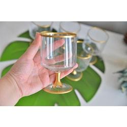 Paşabahçe 300 Cc Gold Yaldız Cam Cup 6 Li