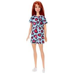 Barbie Şık Barbie Bebekler T7439-GHW48 (Kızıl Saçlı)