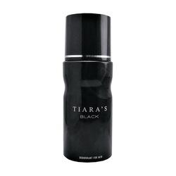 TİARAS BLACK DEODORANT FOR MEN