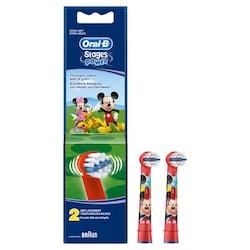 Oral-B Stages Power Mickey Mouse Elektrikli Diş Fırçası Yedek Başlığı 2'li