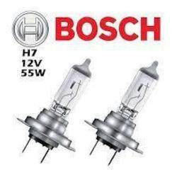 Bosch Audi A4 Far Ampulü 2 Adet Set Takım 2000 2004