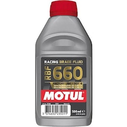 Motul RBF 660 Performans ve Yarış Hidrolik Yağı 500 ml