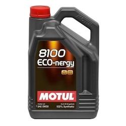 Motul 8100 Eco Nergy 0w30 5lt %100 Sentetik Motor Yağı