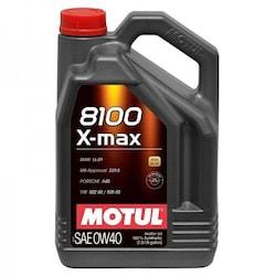 Motul 8100 X-Max 0w40 4lt %100 Sentetik Motor Yağı