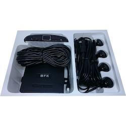 Metrajlı Geri Vites Park Sensörü 18mm Siyah Lens MFK BE750
