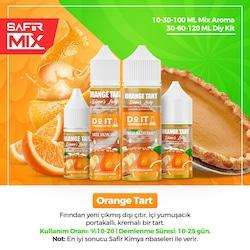 Dinner Lady Orange Tart Mix Aroma - Nbase İçermez!