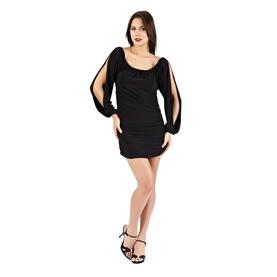 Myra Europe 2061 - Bayan Siyah Abiye Gece Elbisesi