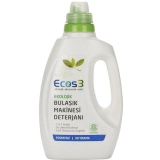 Ecos3 Ekolojik Sıvı Bulaşık Makinesi Deterjanı 750 ML