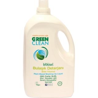 U Green Clean Organik Portakal Yağlı Bitkisel Bulaşık Deterjanı 2750 ML