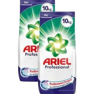 Ariel Professional Beyazlar İçin Toz Çamaşır Deterjanı 2 x 10 KG