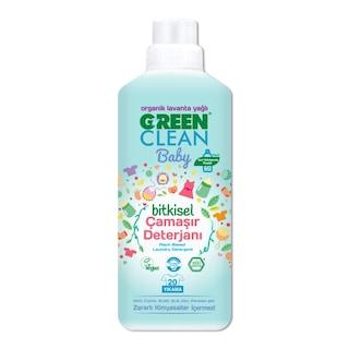 U Green Clean Baby Organik Lavanta Yağlı Bitkisel Çamaşır Deterjanı 1 L