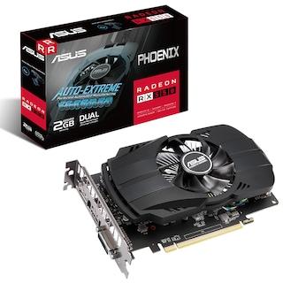 Asus AMD Radeon RX550 2G EVO PH-RX550-2G-EVO 2 GB 128 Bit GDDR5 Ekran Kartı