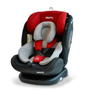Kraft Spin Fix Plus 0-36 KG Isofixli Oto Koltuğu