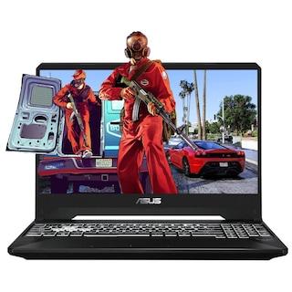Asus FX505DT-HN536A12 Ryzen 7-3750H 32 GB 512 GB SSD 4 GB GTX1650 Free Dos FHD Dizüstü Bilgisayar