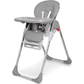 Kiwi Koala Plus KW-4030 All In One Katlanır Tekerlekli Mama Sandalyesi