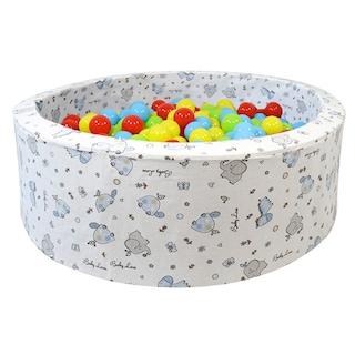 Babyplay Top Havuzu - Sünger Oyun Alanı ve Halısı ✅