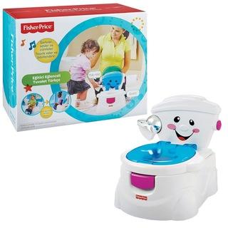 Fisher Price Eğitici Eğlenceli Tuvalet Türkçe BMD23