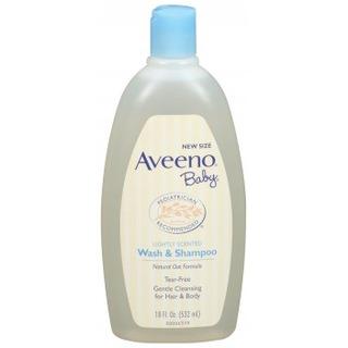 Aveeno Bebek Şampuanı 532ML
