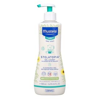 Mustela Stelatopia Cleansing Gel Şampuan 500ml