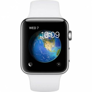 Apple Watch Seri 2 38mm Paslanmaz Çelik Kasa MNP42TU/A