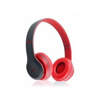Bluetooth Kulaklık P47 Kablosuz Kulaklık Radyolu Süper Bass