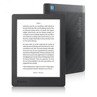 Kobo Aura H2O E-kitap Okuma Cihazı Edition 2 Black