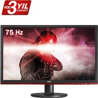 """AOC G2260VWQ6 21.5"""" 75 Hz 1MS HDMI Full HD OYUNCU MONİTÖRÜ"""