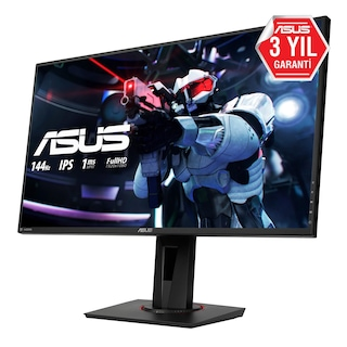 Asus 27'' VG279Q 1Ms 144Hz FullHD IPS FreeSync Gaming Monitör