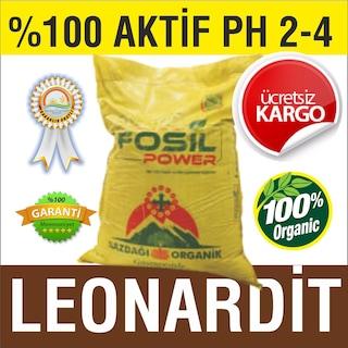Organik Gübre Fosil Power 25 Kg LEONARDİT Ph 2-4
