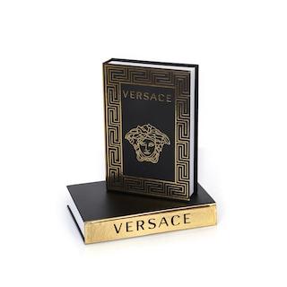 Versace  Kitap Kutu Dekoratif Çok Amaçlı Obje
