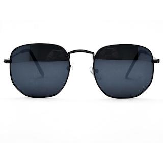 Extoll Beşgen Kadın Güneş Gözlüğü Kadın Altıgen Gözlük ex612