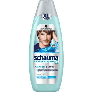 Schwarzkopf Schauma For Men Kepek önleyici X3 şampuan 480ml
