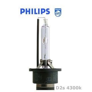 Philips D2S HID Xenon Ampul 4300K 35W 85122