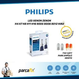 Philips Led Xenon Zenon H4 H7 H8 H11 H16 9005 9006 9012 HIR2