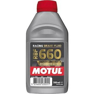 Motul RBF 660 Performans ve Yarış Hidrolik Yağı 500 ml