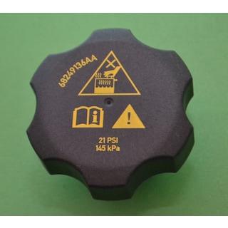 Fiat Egea Radyatör Ek Depo Kapağı [Orjinal] (53330779)