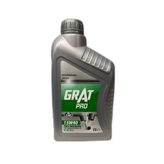 GRAT Motor Yağı (1 Lt) 15W40