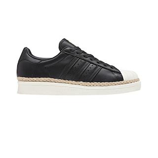 adidas Superstar 80s New B Siyah Kadın Sneaker Ayakkabı